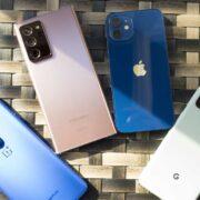 Smartphone test 2021: Samsung, iPhone, Xiaomi in comparison