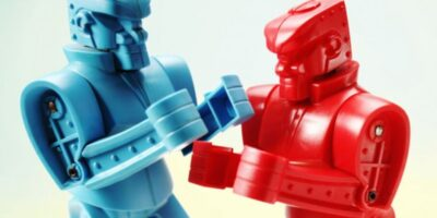 Cybersecurity - Red Team vs. Blue Team